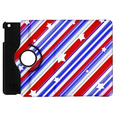 American Motif Apple Ipad Mini Flip 360 Case by dflcprints