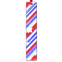 American Motif Large Bookmark by dflcprints