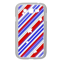 American Motif Samsung Galaxy Grand Duos I9082 Case (white) by dflcprints