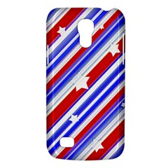 American Motif Samsung Galaxy S4 Mini (gt I9190) Hardshell Case  by dflcprints