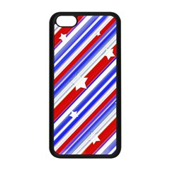 American Motif Apple Iphone 5c Seamless Case (black) by dflcprints