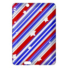 American Motif Kindle Fire Hdx 7  Hardshell Case by dflcprints