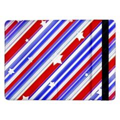 American Motif Samsung Galaxy Tab Pro 12 2  Flip Case by dflcprints