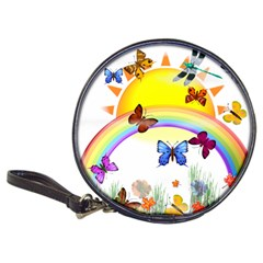Butterfly Rainbow Days Cd Wallet by AlteredStates