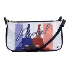 Paris! Evening Bag by CrackedRadish