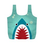 shark - Full Print Recycle Bag (M)