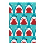shark - Shower Curtain 48  x 72  (Small)