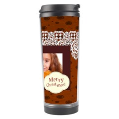 Christmas By Joely   Travel Tumbler   4apdvki82zkl   Www Artscow Com Right