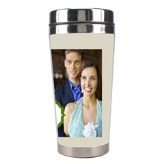 Christmas By Joely   Stainless Steel Travel Tumbler   J6ssiolc8nwh   Www Artscow Com Right