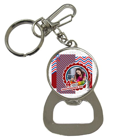 Us By Usa   Bottle Opener Key Chain   Kx3fwmmmjg4z   Www Artscow Com Front