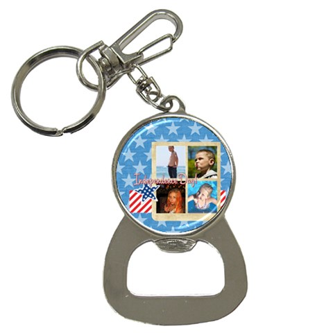 Us By Usa   Bottle Opener Key Chain   Fiqkvlizoo7r   Www Artscow Com Front