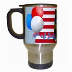 usa - Travel Mug (White)