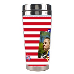 Usa  By Usa   Stainless Steel Travel Tumbler   V45z42en96ps   Www Artscow Com Center