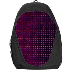 Funky Retro Pattern Backpack Bag