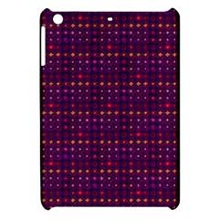 Funky Retro Pattern Apple Ipad Mini Hardshell Case by SaraThePixelPixie