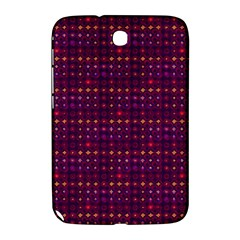 Funky Retro Pattern Samsung Galaxy Note 8 0 N5100 Hardshell Case  by SaraThePixelPixie