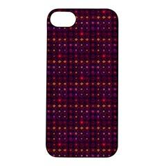 Funky Retro Pattern Apple Iphone 5s Hardshell Case by SaraThePixelPixie