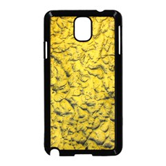 The Look Of Gold Samsung Galaxy Note 3 Neo Hardshell Case (black)