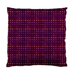 Funky Retro Pattern Cushion Case (two Sided)  by SaraThePixelPixie