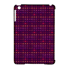 Funky Retro Pattern Apple Ipad Mini Hardshell Case (compatible With Smart Cover) by SaraThePixelPixie