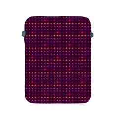 Funky Retro Pattern Apple Ipad Protective Sleeve by SaraThePixelPixie