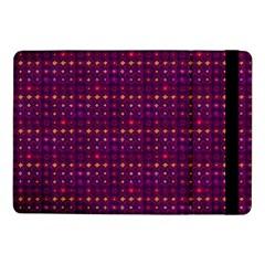 Funky Retro Pattern Samsung Galaxy Tab Pro 10 1  Flip Case by SaraThePixelPixie