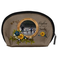Pouch (l)   Family4 By Jennyl   Accessory Pouch (large)   Eynsdnffqz05   Www Artscow Com Back