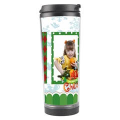 Christmas By Joely   Travel Tumbler   57khby4yhjjz   Www Artscow Com Center