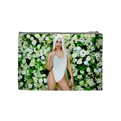Gaga By Veronica   Cosmetic Bag (medium)   Apykcydxqe4a   Www Artscow Com Back