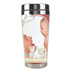 Christmas By Joely   Stainless Steel Travel Tumbler   Gybd6n8h6qye   Www Artscow Com Center