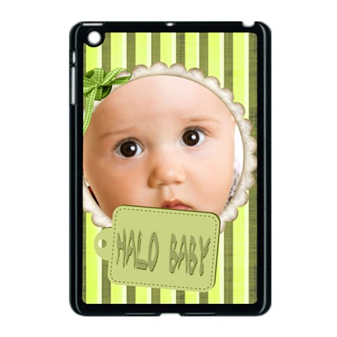 Love By Joely   Apple Ipad Mini Case (black)   Is2kmkctopfn   Www Artscow Com Front