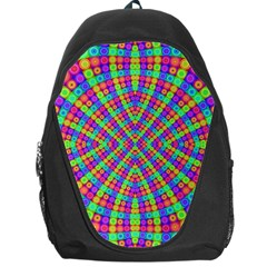 Many Circles Backpack Bag