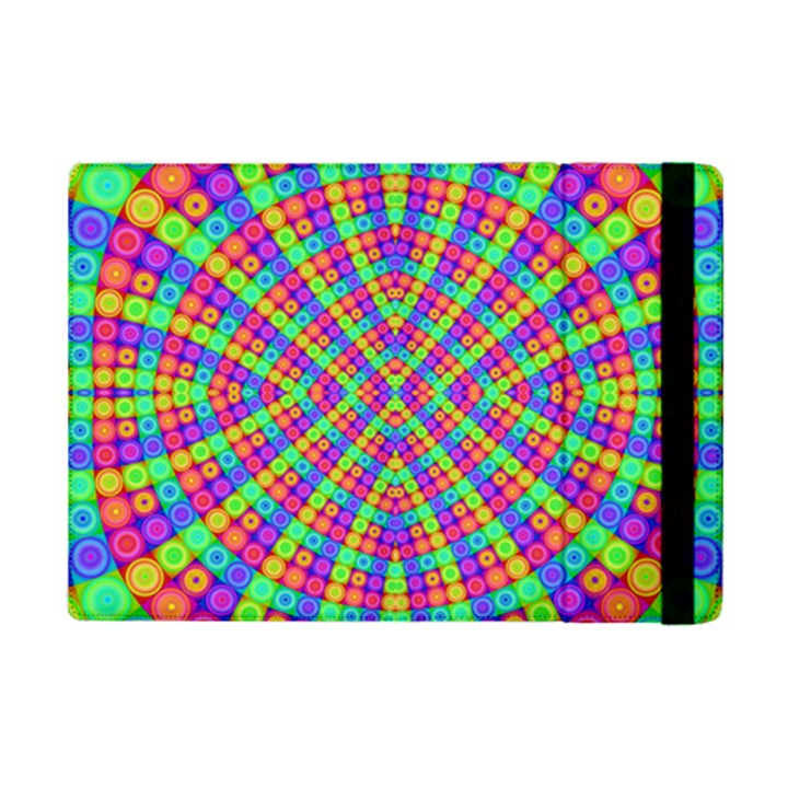 Many Circles Apple iPad Mini 2 Flip Case