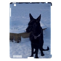 Snowy Gsd Apple Ipad 3/4 Hardshell Case (compatible With Smart Cover) by StuffOrSomething