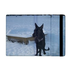 Snowy Gsd Apple Ipad Mini Flip Case by StuffOrSomething