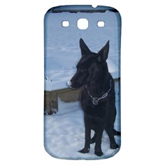 Snowy Gsd Samsung Galaxy S3 S Iii Classic Hardshell Back Case by StuffOrSomething