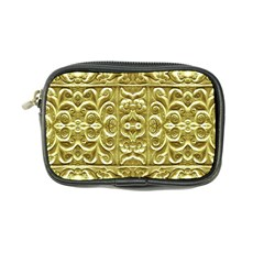 Gold Plated Ornament Coin Purse