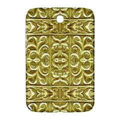 Gold Plated Ornament Samsung Galaxy Note 8 0 N5100 Hardshell Case  by dflcprints
