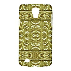 Gold Plated Ornament Samsung Galaxy S4 Active (i9295) Hardshell Case by dflcprints