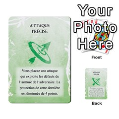 Krystal Primes Penalites By Jérôme Loludian Barthas   Multi Purpose Cards (rectangle)   Skyw4szw2eua   Www Artscow Com Front 4