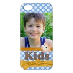 kids - iPhone 5S/ SE Premium Hardshell Case