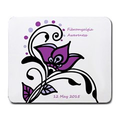 2015 Awareness Day Large Mouse Pad (rectangle) by FunWithFibro