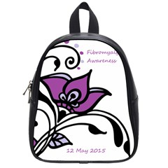 2015 Awareness Day School Bag (small) by FunWithFibro