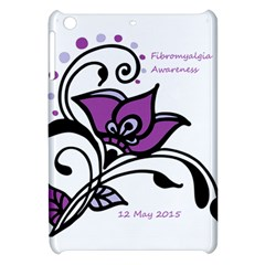 2015 Awareness Day Apple Ipad Mini Hardshell Case by FunWithFibro