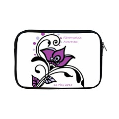 2015 Awareness Day Apple Ipad Mini Zippered Sleeve by FunWithFibro