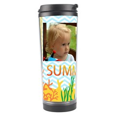 Summer By Summer Time    Travel Tumbler   52zinb80ssx6   Www Artscow Com Left
