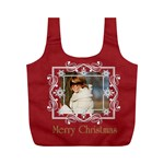xmas - Full Print Recycle Bag (M)
