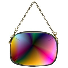 Prism Rainbow Chain Purse (one Side) by StuffOrSomething