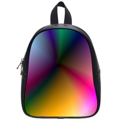 Prism Rainbow School Bag (small) by StuffOrSomething