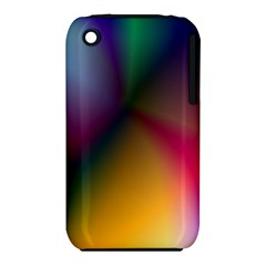 Prism Rainbow Apple Iphone 3g/3gs Hardshell Case (pc+silicone) by StuffOrSomething